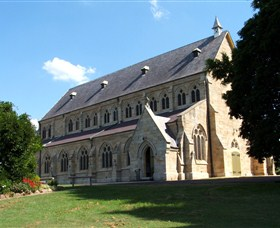 St Peters Anglican Church - Attractions