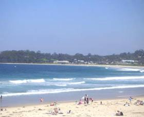 Mollymook Surf Beach - Attractions
