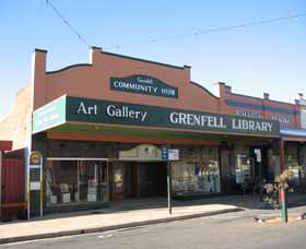 Grenfell Art Gallery - Attractions