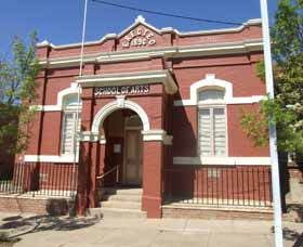 Grenfell Historical Museum - Attractions