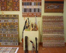 Tiwi Design Aboriginal Corporation - Attractions