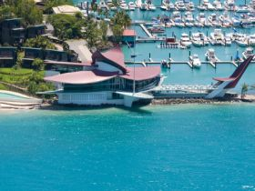 Hamilton Island Yacht Club - Attractions