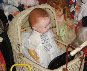 Little Darlings Doll Museum and Coffee Shop - Attractions