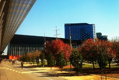 Melbourne Convention and Exhibition Centre - Attractions