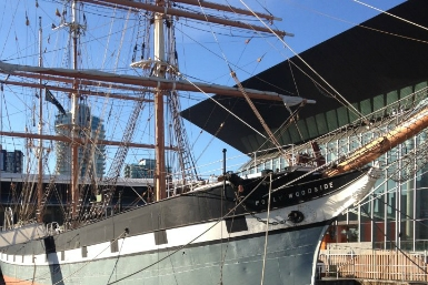 Polly Woodside - Melbourne's Tall Ship Story - Attractions