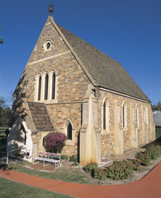 Uniting Church - York - Attractions